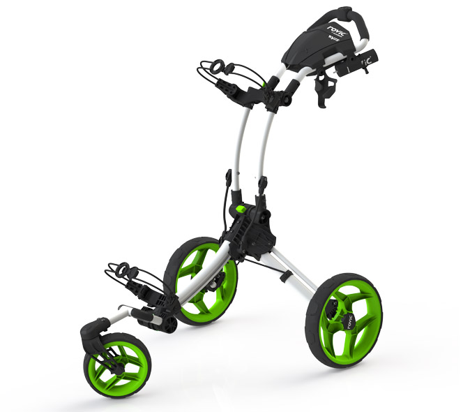 Rovic Pushcart Arctic Lime