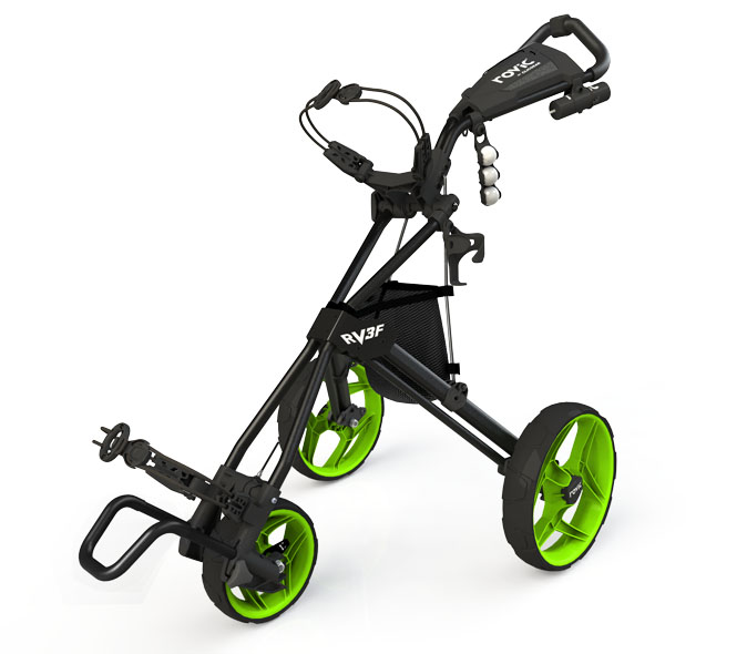 Rovic Pushcart Charcoal Lime