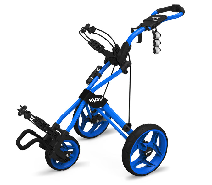 Rovic Pushcart All Blue