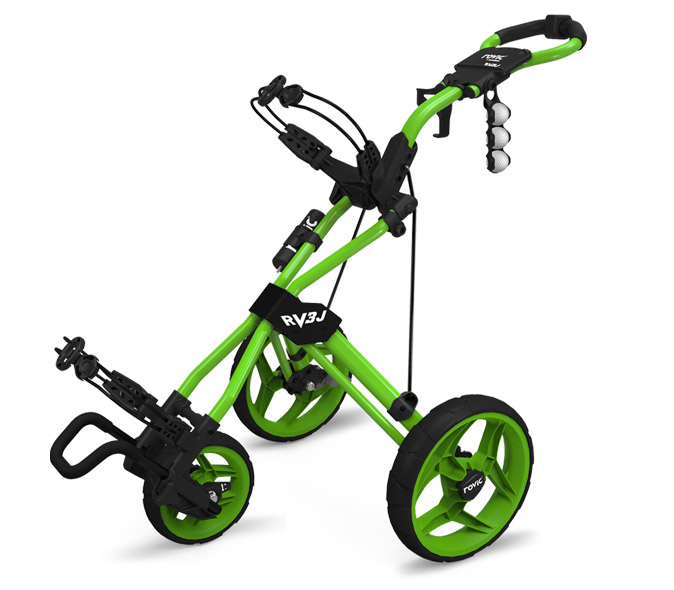 Rovic Pushcart All Lime