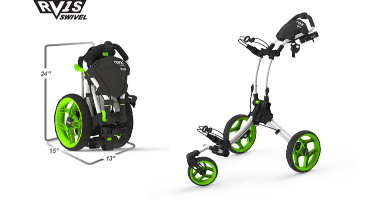 Rovic Pushcarts RV1S